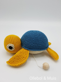 Music box turtle
