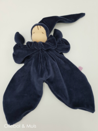 Butterfly doll marine blue / dark blue