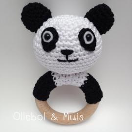 Rammelaar / bijtring panda