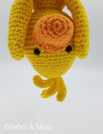 Musicbox yellow duck