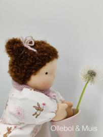 Soft doll dandelion
