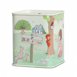 "Spaarpot Belle & Boo ""Birthday Surprise Belle"""