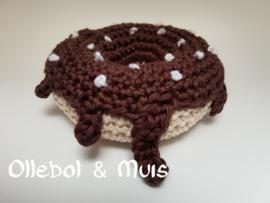 Rattle donut chocolat