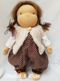 Lucy, waldorf style doll 14 inch