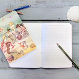 A5 Mermaids notitieboekje