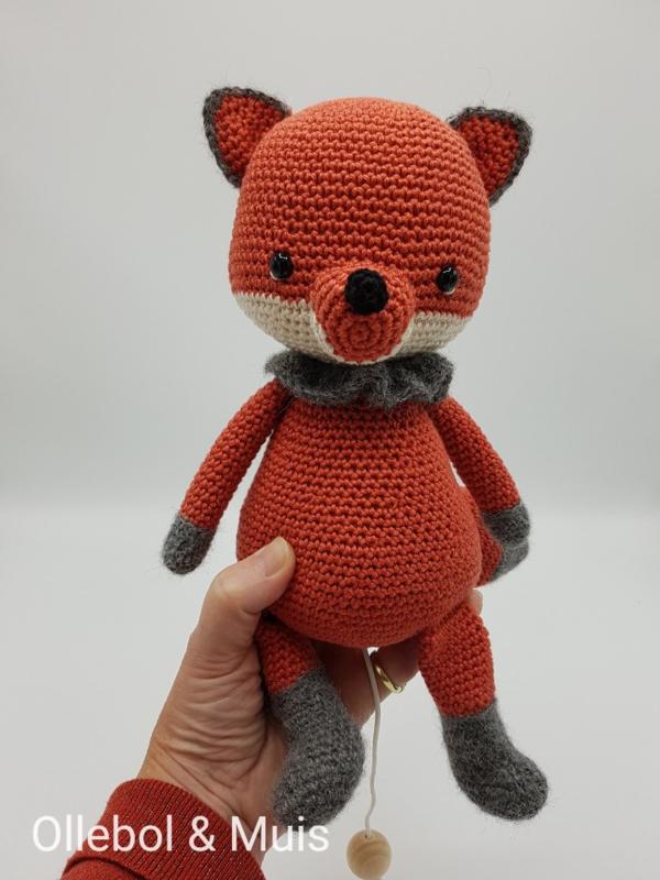 Spieldose / Spieluhr Nova Fuchse