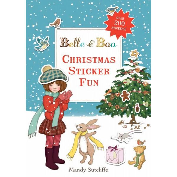 Christmas Fun Sticker Boek