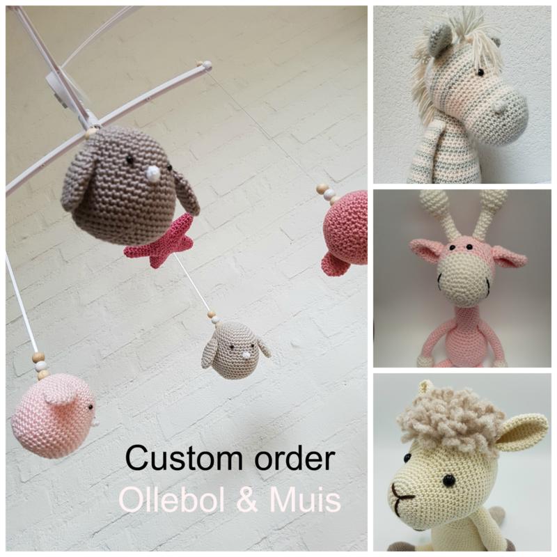 Custom order Valerie