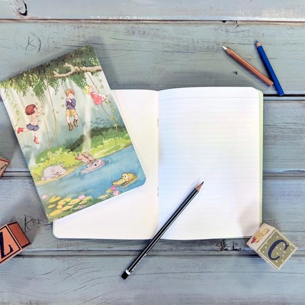 A5 Jungle notitieboekje