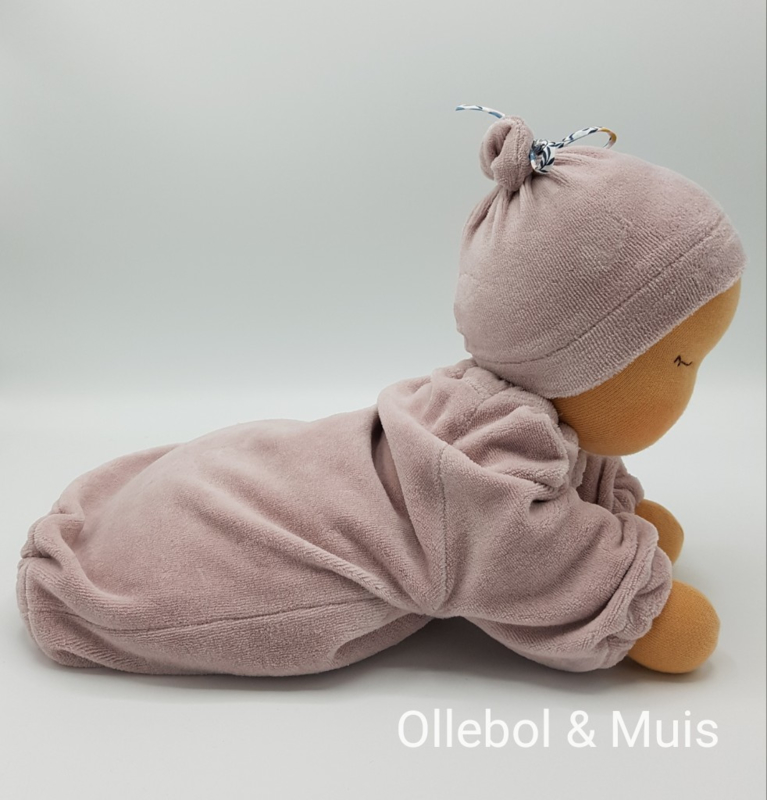 Heavy baby / millet baby waldorf doll