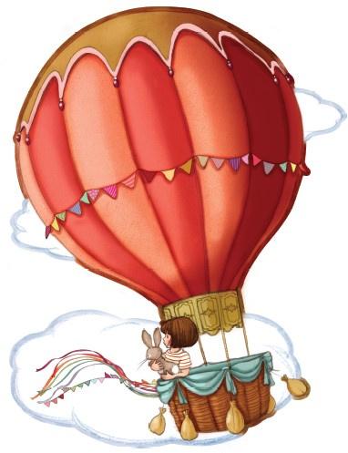 Muursticker Balloon
