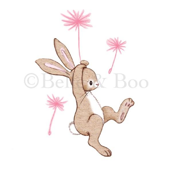 Muursticker Boo dandelion