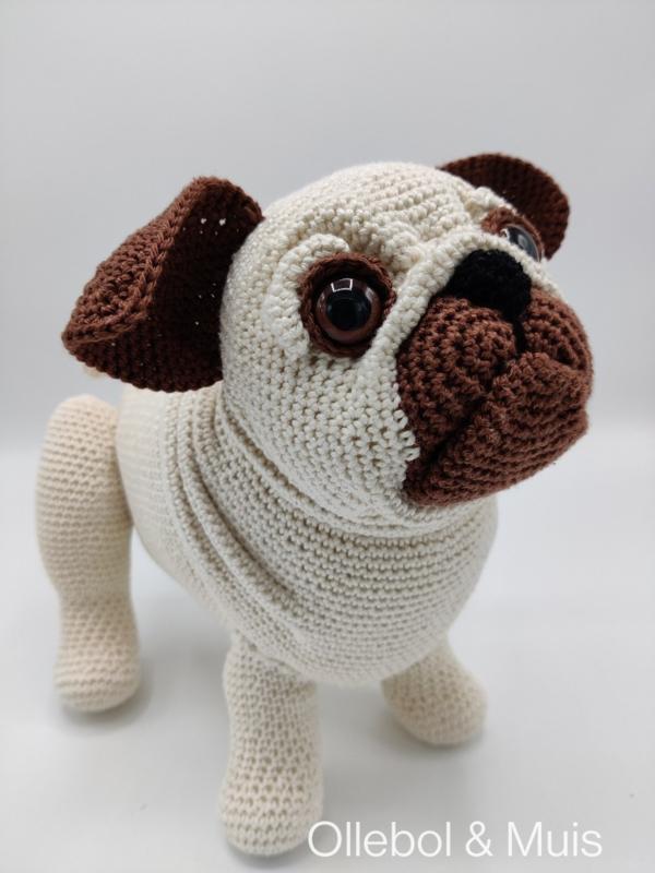 custom order mopshond