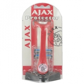 Wilkinson Scheermes Houder Protector Look Ajax + 3mesjes