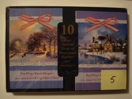 10 Marant Kerstkaarten nummer 5