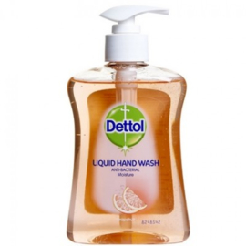 Dettol Handzeep 250ml – Grapefruit