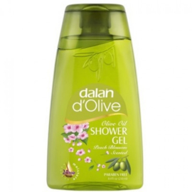 Dalan d'Olive – Douchegel Peach Blossom 250ml