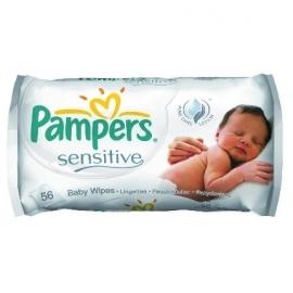 Pampers Babydoekjes Sensitive doekjes