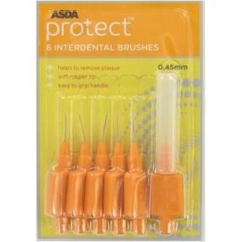 Protect Tandenragers 6stuks – 0,45 mm