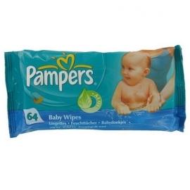 Pampers Babydoekjes Original 64 doekjes