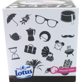 Lotus Tissues Creation 80stuks (12 doosjes)