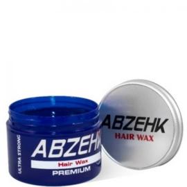 Abzehk Haarwax - Blauw Ultra Strong 150 ml.