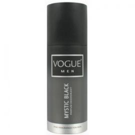 Vogue Deospray Men – Mystic Black 150ml