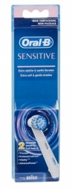 Oral-B Opzetborstel Sensitve 2 stuks