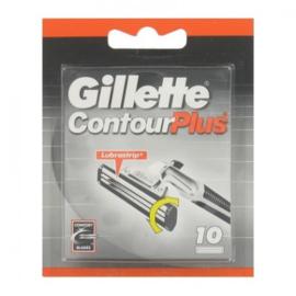 Gillette Contour Plus 10mesjes