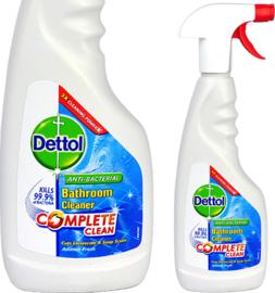Dettol Anti-bacterieel Badkamer Reiniger 440ml