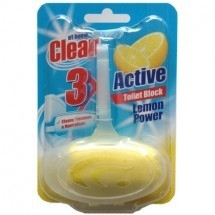 At Home Clean Toiletblok – Lemon 40gr