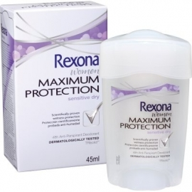 Rexona Maximum Protection Fresh Sensitive Dry 45ml