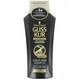 Gliss Kur Shampoo Ultimate Repair 250ml