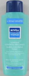 Nivea Visage tonic voor de vette huid 250ml