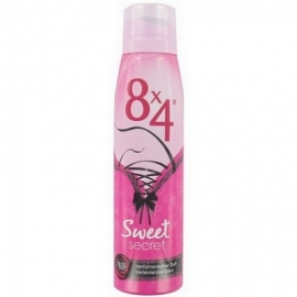 8 x 4 Deospray Women 150ml – Sweet Secret