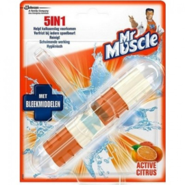 Mr Muscle Toiletblok – Active Citrus 41gr