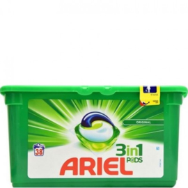 Ariel 3 in 1 Pods – Regular 38st