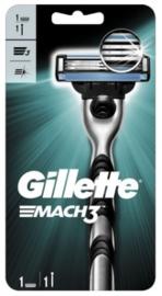Gillette Scheermes Houder Mach3-1 mesje