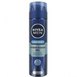 Nivea Scheergel Cool Kick 200ml