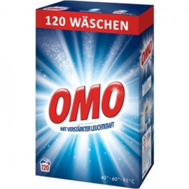 Omo wasmiddel 8.4KG/120scoops