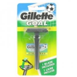 Gillette Scheermes Houder Goal + 1 mesje