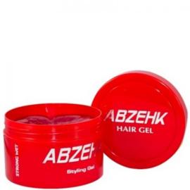 Abzehk Haargel – Rood Strong Wet 450ml