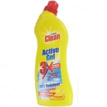 At Home Clean Toilet Reiniger 750ml – Active Gel Lemon
