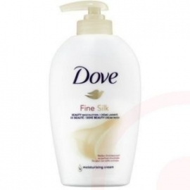 Dove Silk Cream Wash 250ml