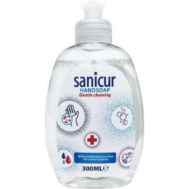 Sanicur Handzeep – Antibacterieel 300ml