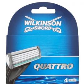 Wilkinson Quattro_4mesjes