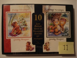 10 Marant Kerstkaarten nummer 11