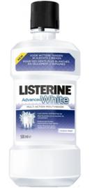 Listerine Mondwater Advanced White 500ml