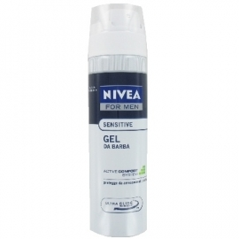 Nivea Scheergel Sensitive 200ml