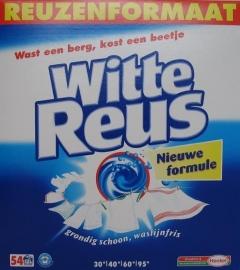 Witte Reus / 54 scoops 4.32 KG